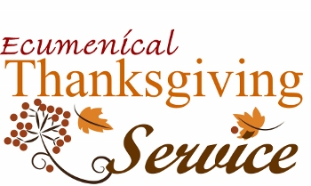 Image result for ecumenical Thanksgiving prayer service